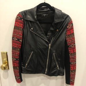 LF Millou Jacket with beaded aztec sleeves